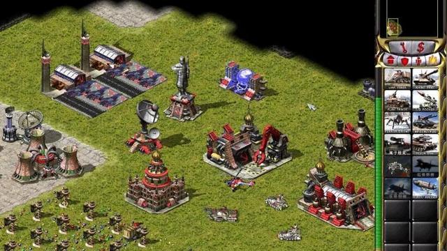 经典游戏《红色警戒》合集一共36个版本,你都玩过吗?