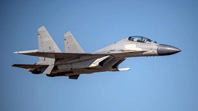 """台防务部门:解放军19架次军机今进入台西南空域,绿媒称""""创近期最多纪录"""""""
