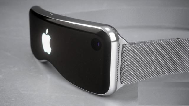 vr苹果,苹果最新技术曝光,超轻便的头戴式 VR 眼镜就要来了
