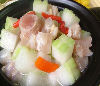 羊肉冬瓜汤的做法,冬瓜汤的做法