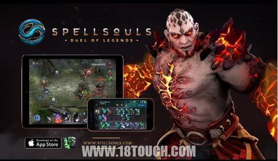 仿传奇网页,竞技卡牌游戏《咒魂:传奇对决》将开测 仿皇室战争之作?