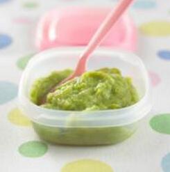 泥的做法.,妈妈动手给宝宝制作蔬菜泥(杜绝添加剂!)