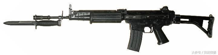 步枪图片,数十张自动步枪的图片 让你一次看个够