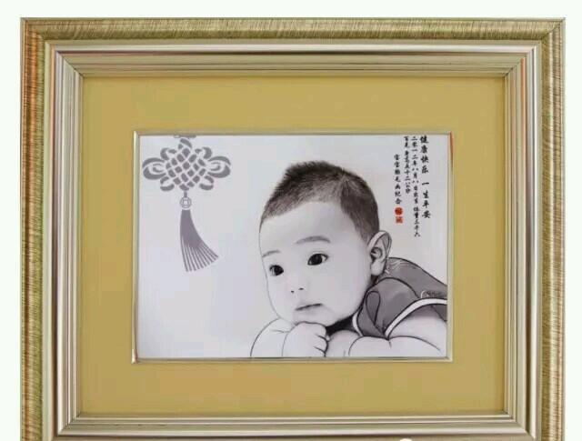 婴儿纪念品,宝宝胎毛的保存方法,3种胎毛纪念品教程