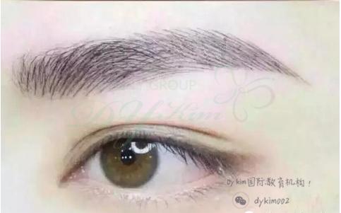 做丝怎么做,致纹绣师:最唯美的眉毛——雾中添丝是怎么做出来?
