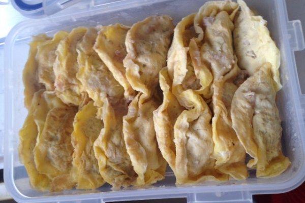 蛋饺的做法,蛋饺的做法步骤