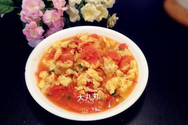番茄炒蛋的做法,番茄炒蛋的做法步骤
