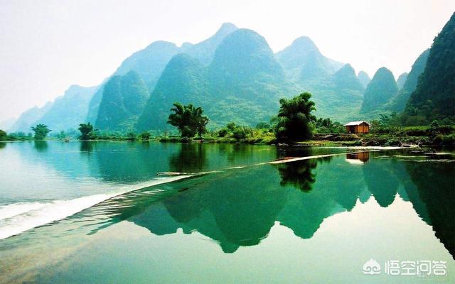 漓江景点,桂林山水甲天下—夏季桂林漓江主要景点旅游攻略