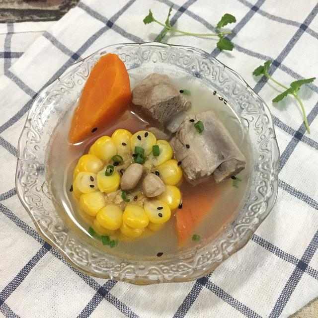 玉米排骨汤的做法,玉米排骨汤的做法
