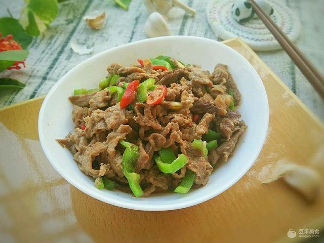 蚝油牛肉的做法,耗油牛肉#中粮我买,超模滋料大公开#