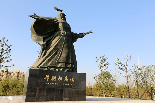 汉的诗,十首帝王诗,豪气冲天