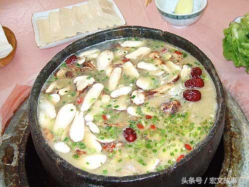林芝美食,吃西藏林芝美食:石锅鸡