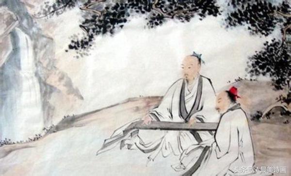 张九龄的诗,王维写给张九龄的诗,看似大彻大悟,但仍透露出失落苦闷的气息