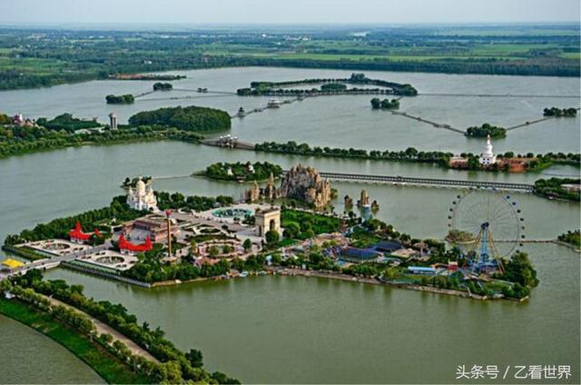 阜阳景点,安徽阜阳四个值得 一去的旅游景点,个个风景如画,你喜欢吗?