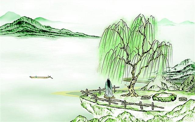 """关于植树节的诗,今日植树节,读五首关于""""树""""的诗词,来一场飞花令"""