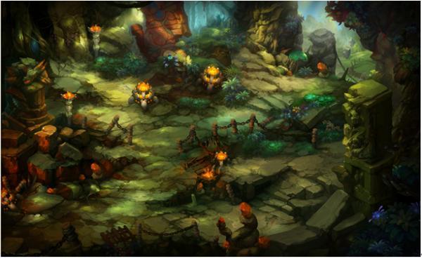 网页版yy,8月18日YY《众神之神》公测爆启,十万玩家斗神界