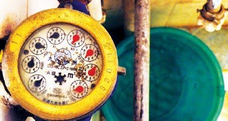 水表怎么看吨数,别告诉我数字水表你还不会看!这些水表常识要知道