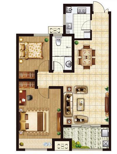 聊城房产网,想买小户型的看过来  聊城在售小户型房源盘点
