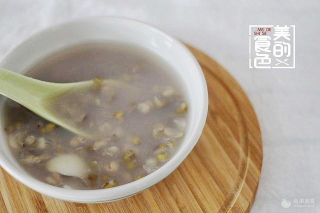 绿豆汤的做法,消夏绿豆汤的做法