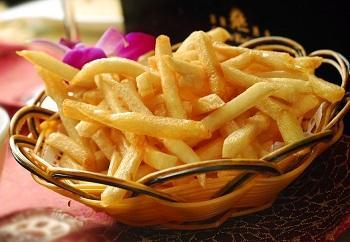 薯条怎么做,在家怎样烤出酥脆香喷喷的薯条?