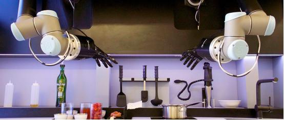 科技与美食,美食遇上科技 餐饮业是如何玩跨界的