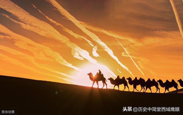 """岑参简介,岑参:曾两次行走西域的唐代诗人,一声流离,终成""""异乡人"""""""