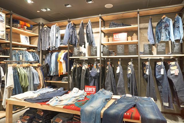 李维斯:最终的牛仔裤无论在国外或是在全球范畴内