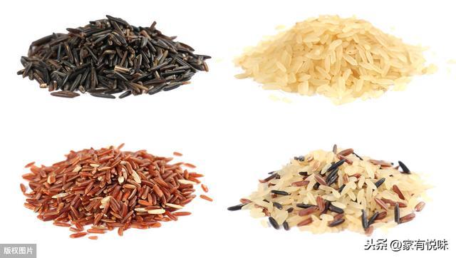 米品种,米类的认识,大米、小米、香米、西米、黄米、薏米别再傻傻分不清