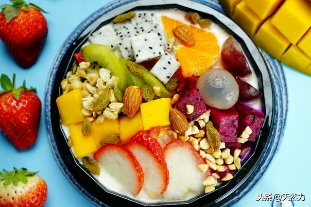 沙拉怎么做,水果捞和水果沙拉区别,这两种要怎么做才好吃