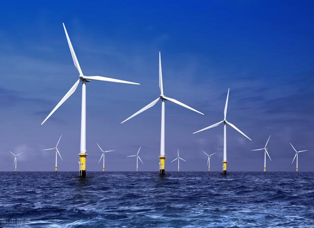 江苏沿海城市加速布局海上风电 赋能高质量发展