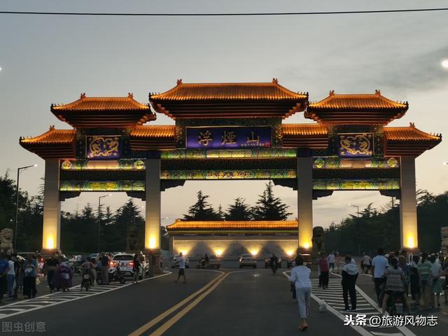 潍坊旅游景点,山东潍坊这10座山独具特色,其中1座是静山,你去过吗?