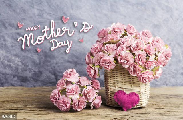 母亲节短句,50句母亲节文案,这一生的浪漫和宠溺她最该拥有