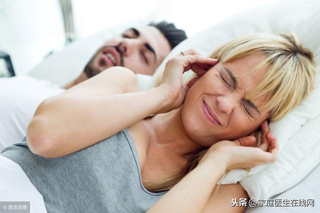 打呼噜声音特别大怎么治疗,呼噜声震天响?医生提醒:4招缓解,还身边人一片清静