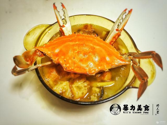 螃蟹汤的做法,蟹汤的做法