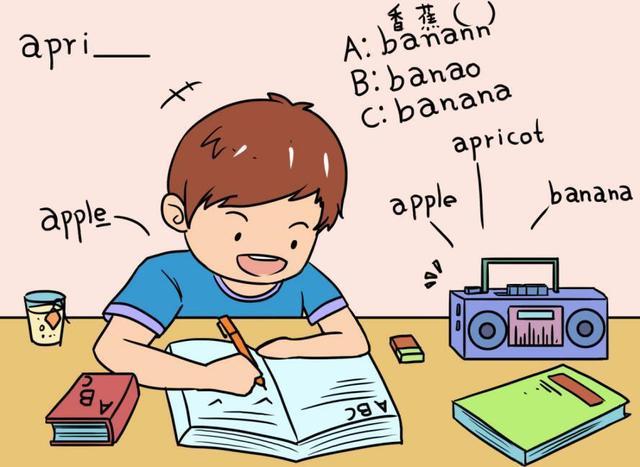 家长收藏!小学四年级英语上册知识点汇总,期中考试用得着