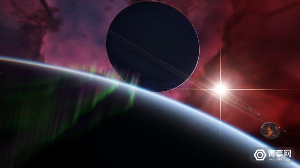 vr模拟器,加入VR支持,3D宇宙模拟器《Space Engine》登陆Steam