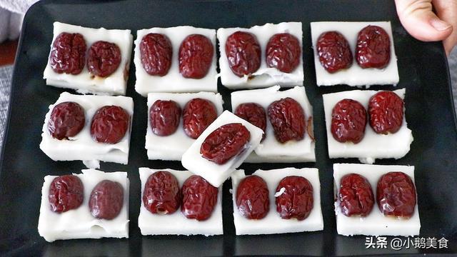红枣的吃法,自从红枣学会这样做,孩子3天2头点名吃,营养解馋,做法超简单