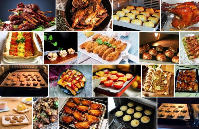 烤箱 美食,适合新手的100道烤箱美食,做法详细,易上手,收藏起来慢慢学