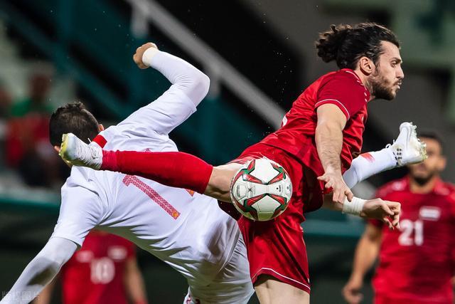 无耻!叙利亚足协承认使坏:是我们让中国队失去了主场优势 全球新闻风头榜 第2张