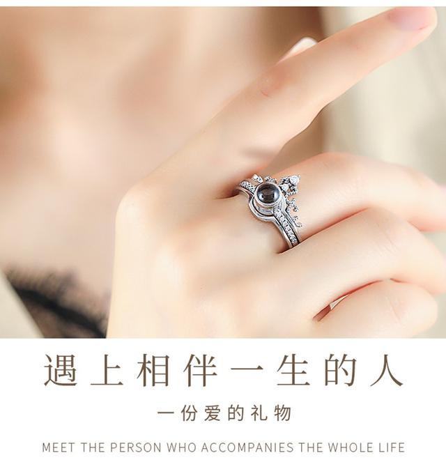 戴戒指的寓意,戒指不能乱戴,它的意义你造吗?