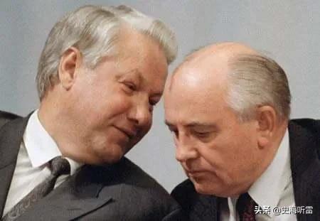 姓叶的名人,戈尔巴乔夫和叶利钦是死对头,在叶氏葬礼上,他却认叶利钦为兄弟