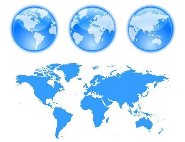 地球仪图片,如果孩子一定要玩具,就给他选个北斗AR地球仪,从小去感知世界
