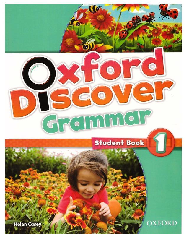牛津探索语法Oxford Discover Grammar