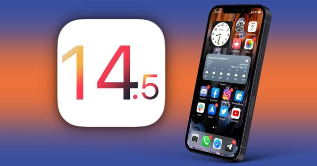 网页升级访问,iOS 14.5 正式版发布,更新清单很长
