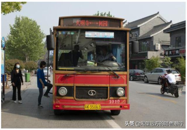 扬州旅游景点攻略,免费了!扬州最美公交旅游线路,带你游遍扬州著名景点