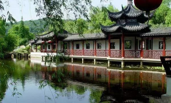 苏州园林图片,苏州园林之美:江南园林甲天下, 苏州园林甲江南