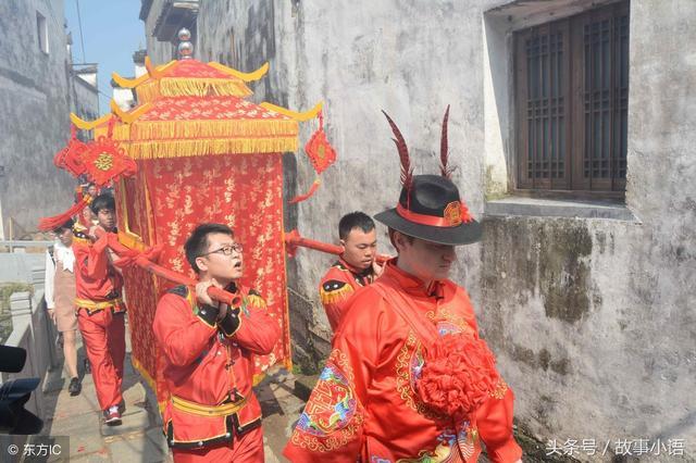 中国女孩与英国小伙的跨国恋,两人购买徽派老民居,办传统婚礼 全球新闻风头榜 第1张