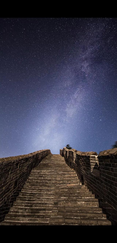 赞美长城的句子,「七律二首」《长城吟·献给中国人民解放军建军91周年》
