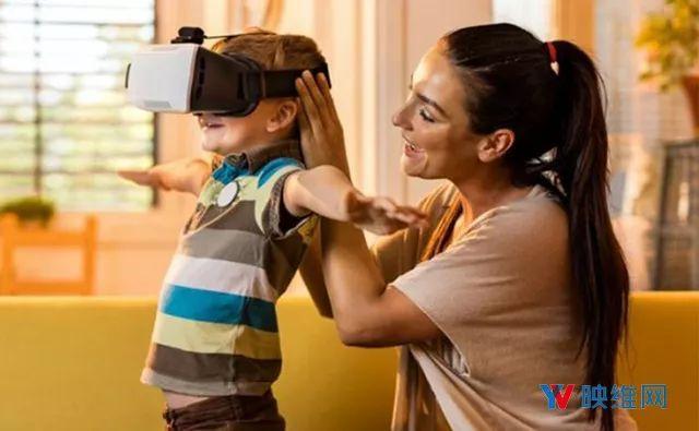 儿童vr,抛开12岁年龄限制,VR对儿童有哪些积极的影响