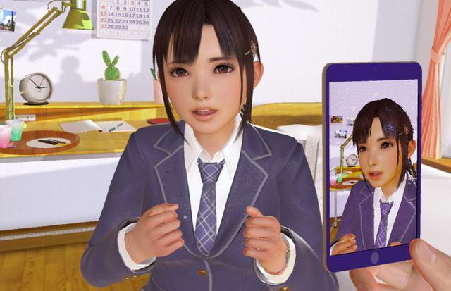 """真实vr女友,Steam:43块买个""""女友"""",这款宅男福利游戏画面太真实了"""